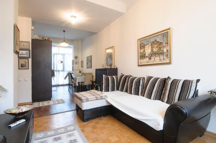 Top Location 1-Bedroom Flat