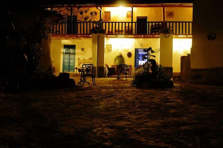 Casa Yanamayu
