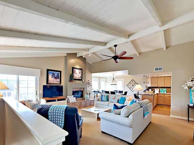 Luxurious and Enjoyable Carlsbad Beach House