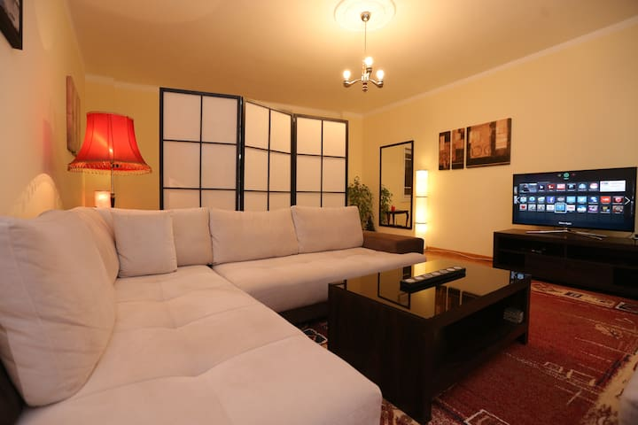 64m2 Cozy Studio Apt With A Fantastic View