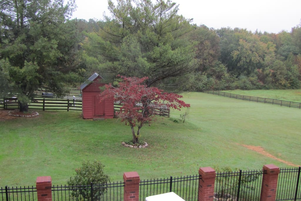 7 acres of rolling hills