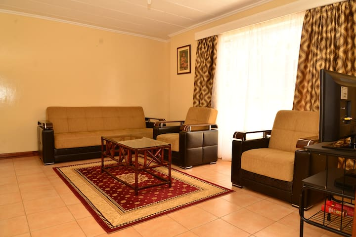 2 bedroom apartment, sleeps 4 - Nairobi - Appartement
