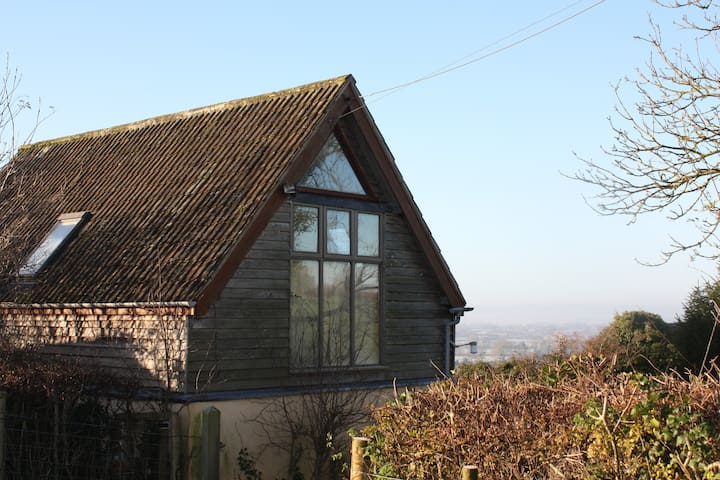 Barn conversion, set in beautiful countryside.
