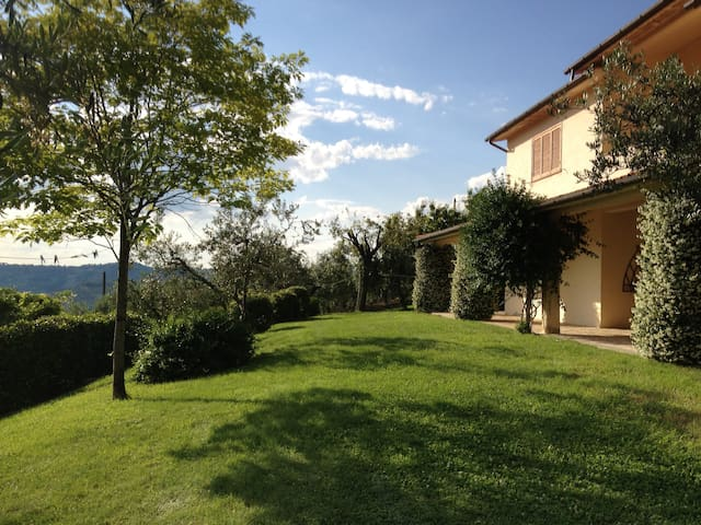 Villa with swimming pool near Roma - Castelnuovo di Farfa