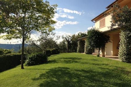 Villa with swimming pool near Roma - Castelnuovo di Farfa - Casa de camp