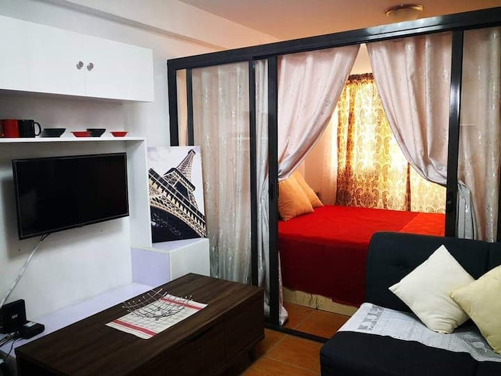 1BR Condo Unit One Oasis for Rent