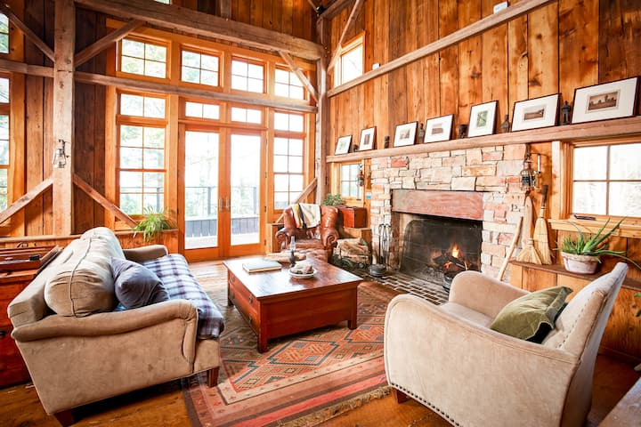 The Barn (MN Monthly top 25 vacation rental)