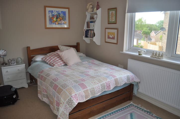 Double Room in beautiful family home