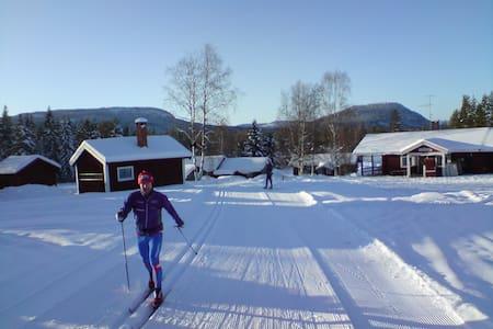 Ski cottage by Vasaloppet  - Mora V - Kulübe