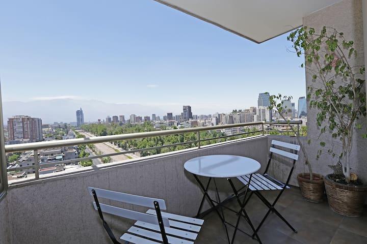 Furnished Apartment Forestal Park10
