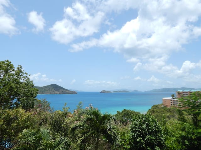 Island Paradise: Views of 9 Islands + Amenities - St. Thomas - House