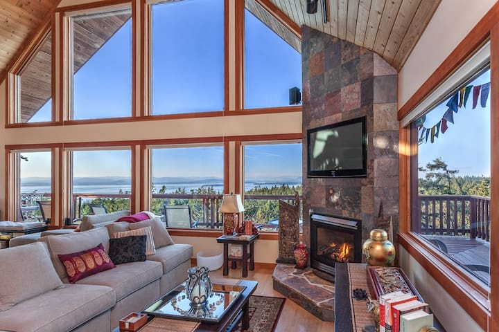 Tranquil Luxury on San Juan Island - Friday Harbor - House