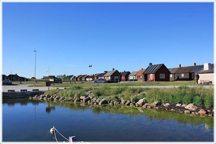 Family house 100 meters from the beach - Gotlands Tofta - Casa de vacaciones