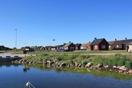 Family house 100 meters from the beach - Gotlands Tofta - Отпускное жилье