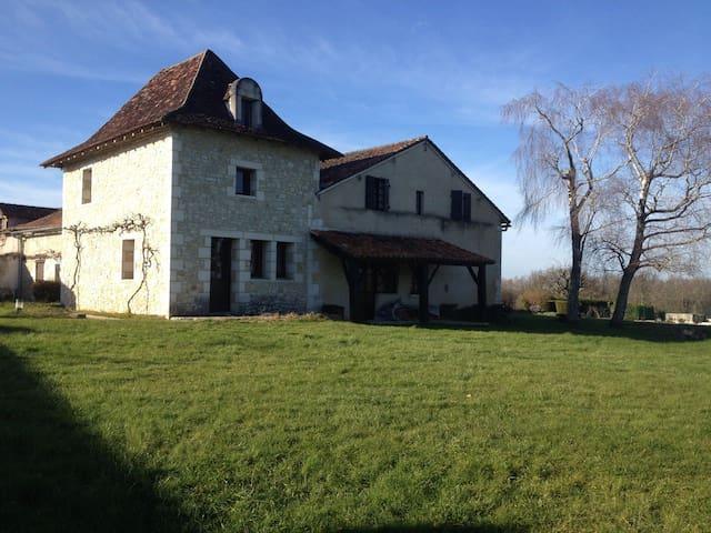 Propriété de charme - Dordogne 8 ch - La Chapelle-Faucher