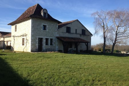 Propriété de charme - Dordogne 8 ch - La Chapelle-Faucher - Hus