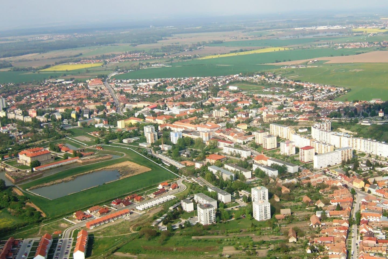 Mesto/City - Holíč
