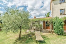 Holiday apartment with 1 bedroom on 70m² in Montone PG
