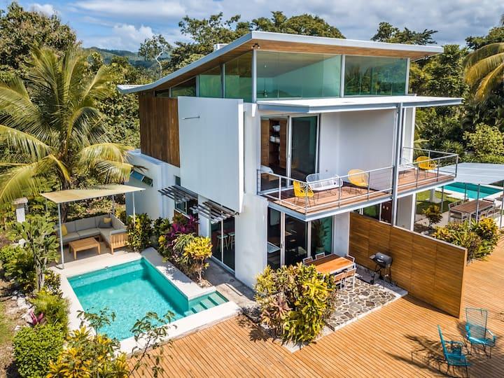 Modern Ocean View Private Pool