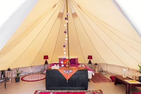 Luxury Camping (Marrakesh) - GLAMM