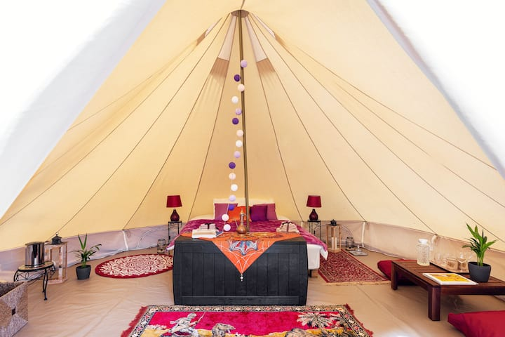 Luxury Camping (Marrakesh) - GLAMM