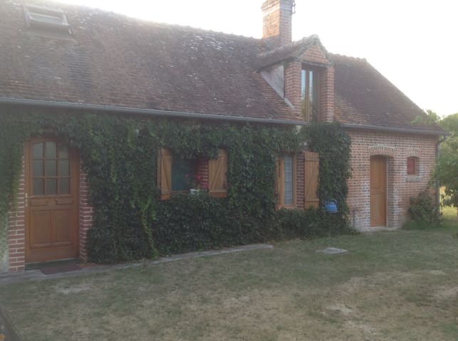 Loire valley - Courmemin - Casa