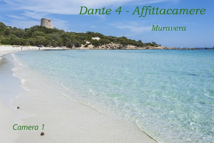 Dante 4  Affittacamere - Muravera (SU) - Camera 1