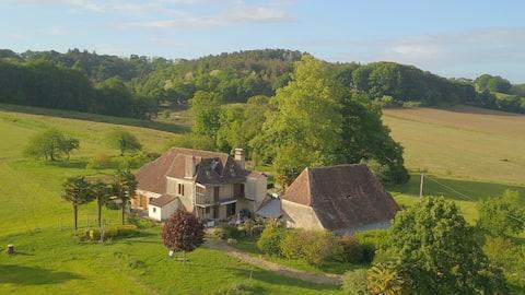 Gite 70 m2 en Béarn avec visite de la ferme !