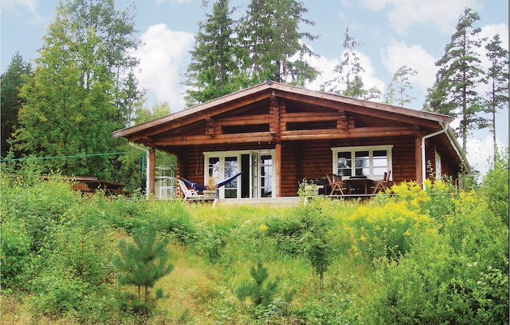 Awesome home in Gnosjö with 4 Bedrooms