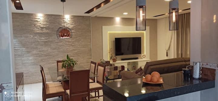 Casa conforto e bem-estar