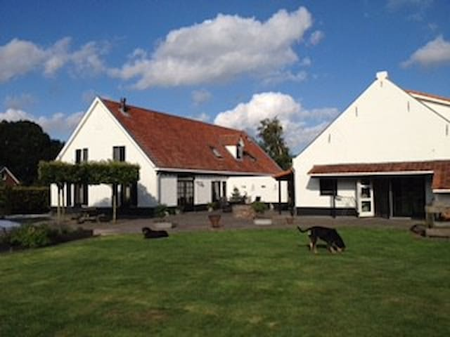 Nice stay in the guesthouse - Nederweert - Leilighet