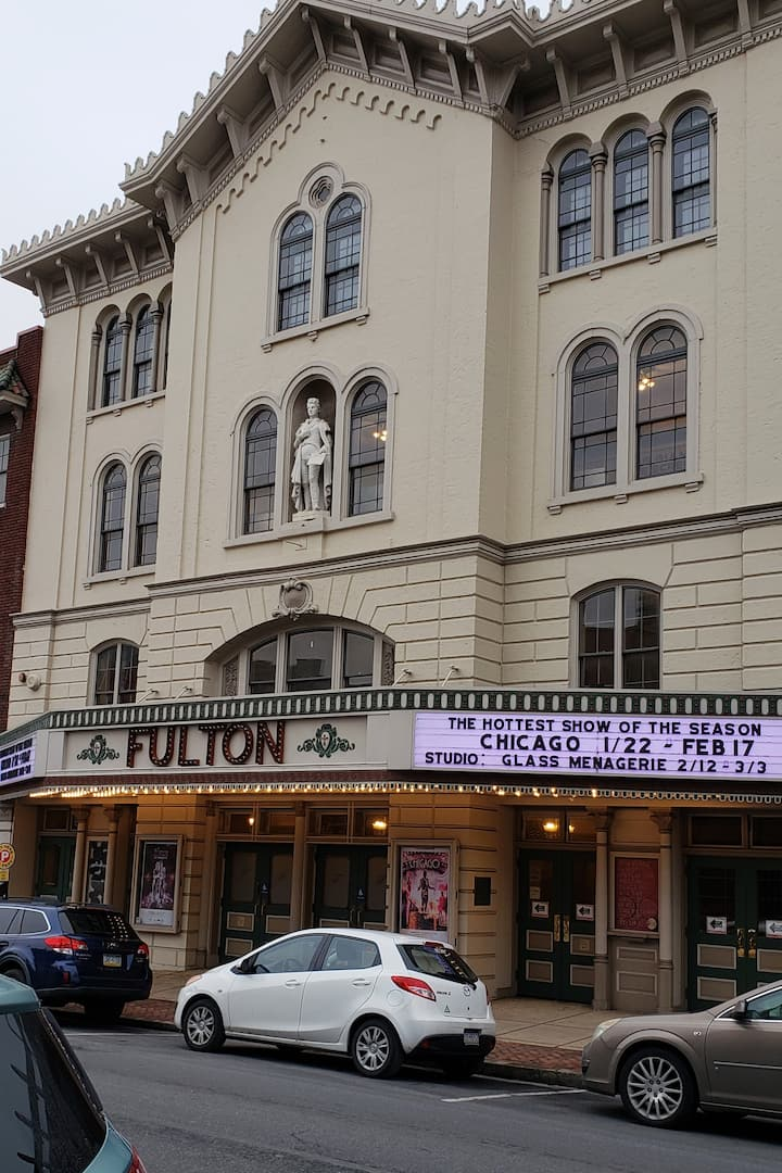 Historic Fulton Theater