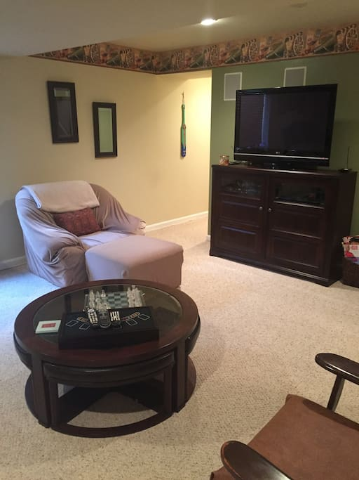 Lower Level Oasis In East Baltimore County Houses For Rent In Rosedale Maryland United States