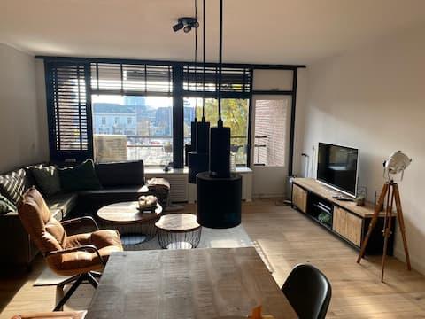 Sfeervol appartement in centrum Enschede