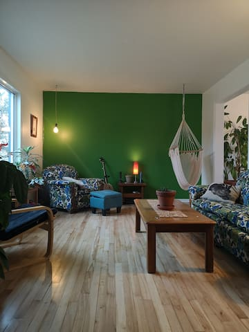 Homestay close to downtown Whitehorse
