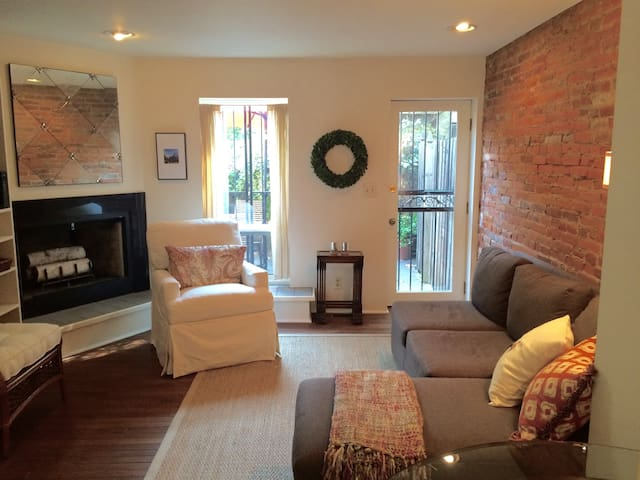 Immaculate TH w/inviting patio;  great location!
