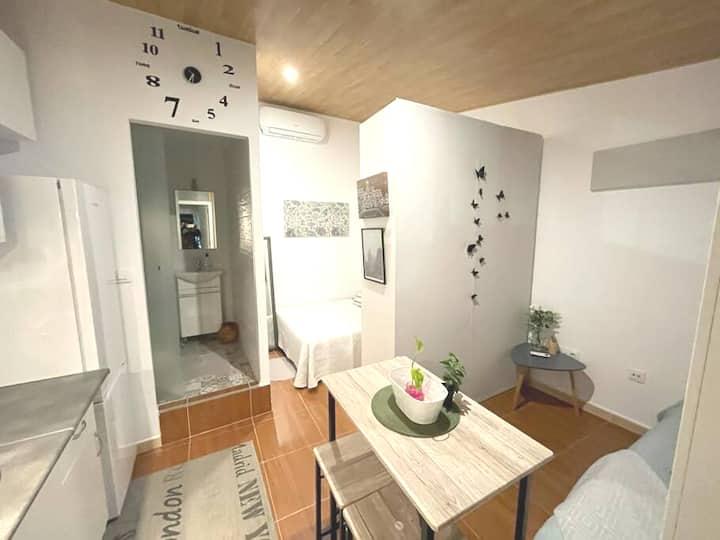 Precioso mini loft de 16 mts cuadrados