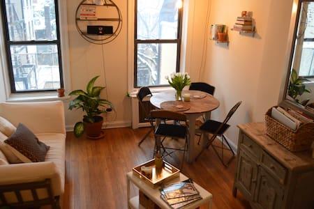 Cozy and quiet 1 bedroom in great neighborhood - Brooklyn