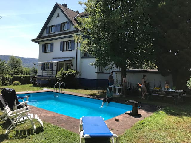 Wonderful apartment in Villa Kiesenbach