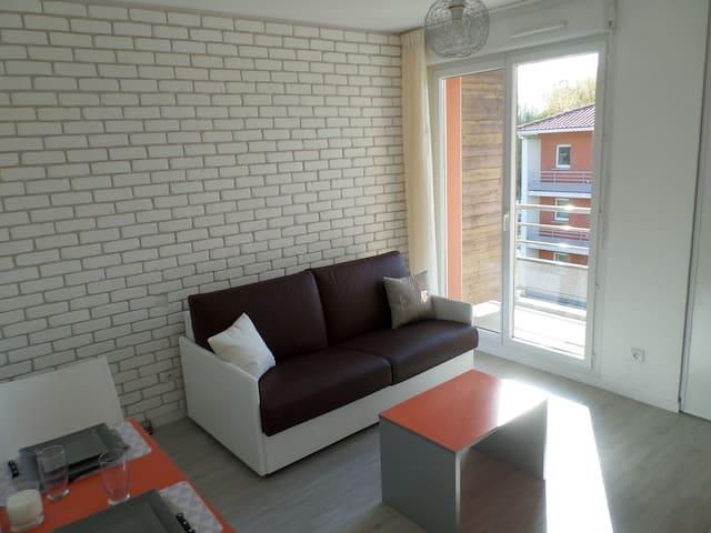 Appartement moderne tout confort à Niort - Niort - Byt
