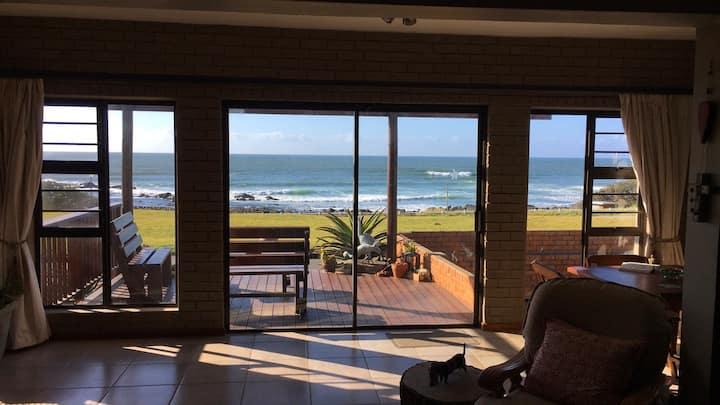 Seaside family home
