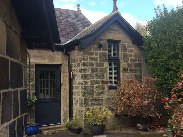 The Bothy... self contained cosy character cottage - Baildon - Casa