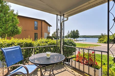 Boutique Home in Door County w/Eagle Harbor Views!
