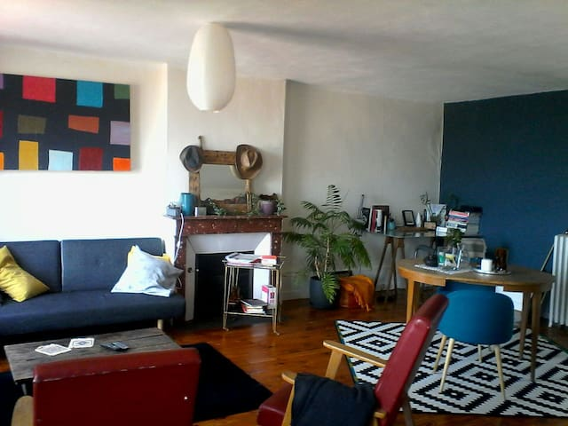 Studio, Centre ville, calme, 50 m² - Clermont-Ferrand - Appartement