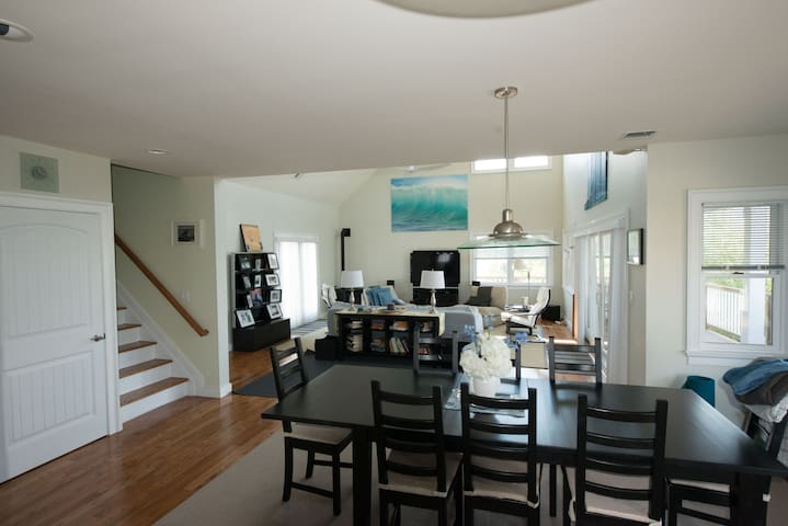 Big-Recently Built Just look at photos! Bay views. - Fire Island