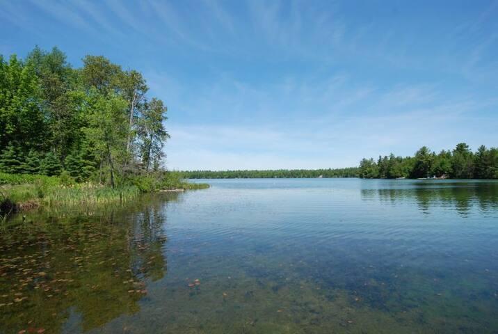 View of Julian Lake
