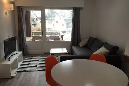 Apartamento con vistas en Vielha - Betren