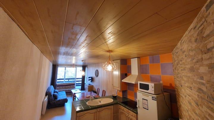 Appartement T3 en RDC 54 m2 avec balcon