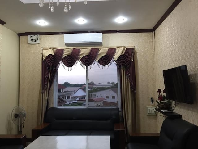 1 Bedrooms Condo in Vientiane