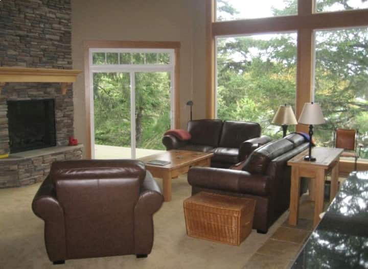 Stunning New Lodge-Like 4500 Sq Ft. Custom Home